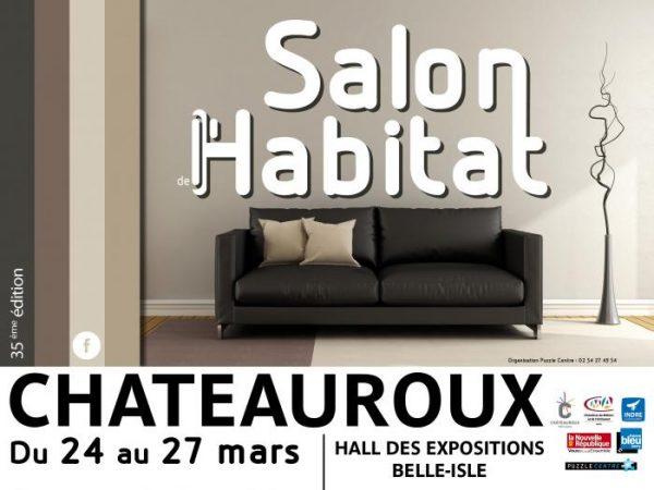 Actualit s des salons de maison tradi atlas dans l 39 indre 36 for Salon de l habitat chambery 2017